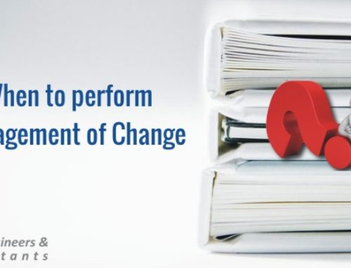 API Spec Q1 (Clause 5.11): MOC (Management of Change); for changes to Management System Procedures