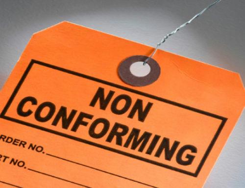API Spec Q1 (Clause 5.10): Control of Non-Conforming Product