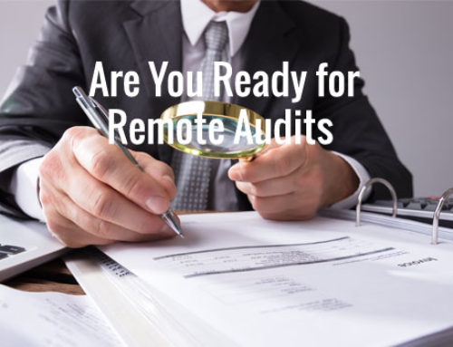 API Started Performing Remote Stage 1 Initial Audits and Surveillance 1 and 2 Audits for API Spec Q1 and Q2